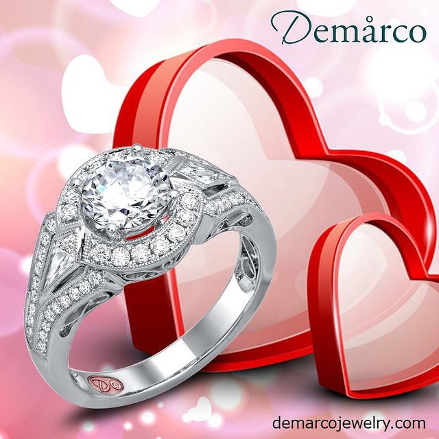 Happy Valentine's Day! from Demarco with LOVE!