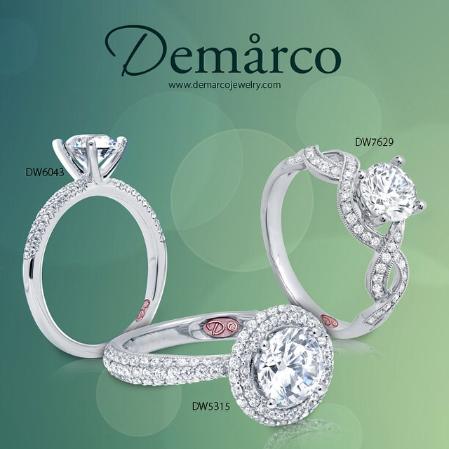 What is YOUR favorite style? Demarco - http://www.demarcojewelry.com