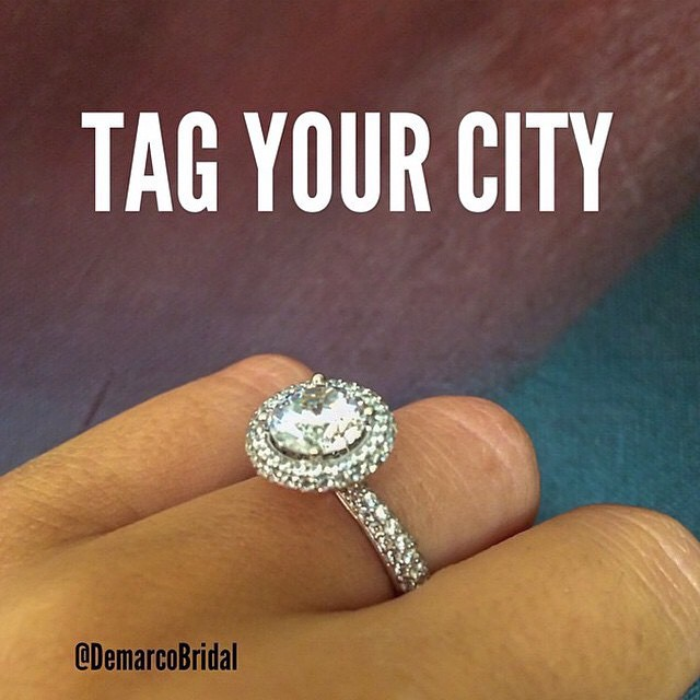 Tag Your City • do we have a Demarco Authorized Retailer near you? Check on our website at http://www.demarcojewelry.com • we will pick someone random for a surprise gift!