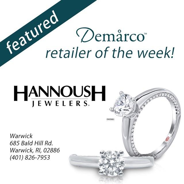 Demarco Retailer of the Week!
