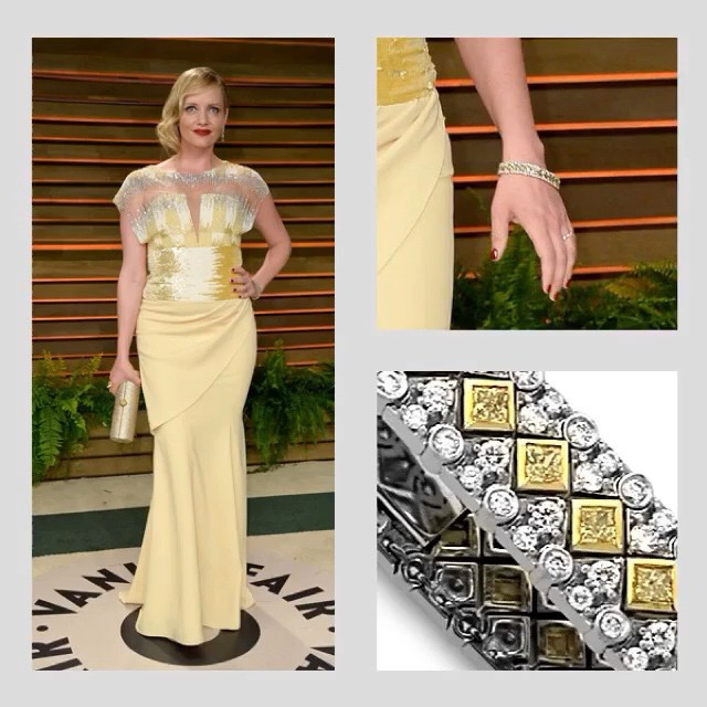#Demarco at the 2014 #Oscars #RedCarpet - Anyone standout from this years Oscars? • http://www.demarcojewelry.com • #RedCarpetJewelry #OscarJewelry