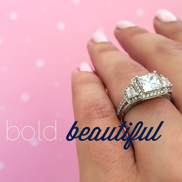 It's the ring that's says EVERYTHING without making a sound. Demarco • http://www.demarcojewelry.com