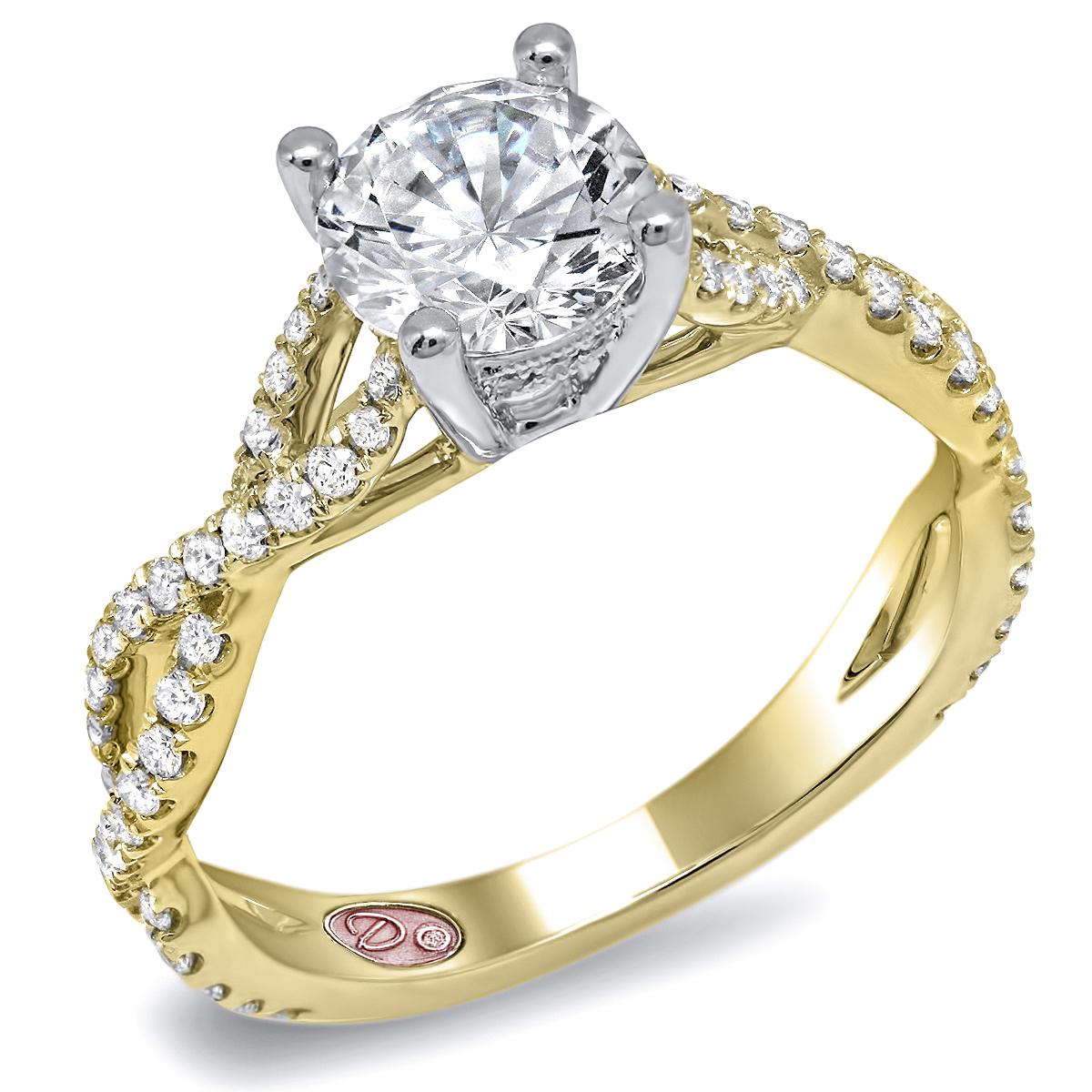 Bridal Rings In San Antonio Enement Texas Wedding Jewelry Designer