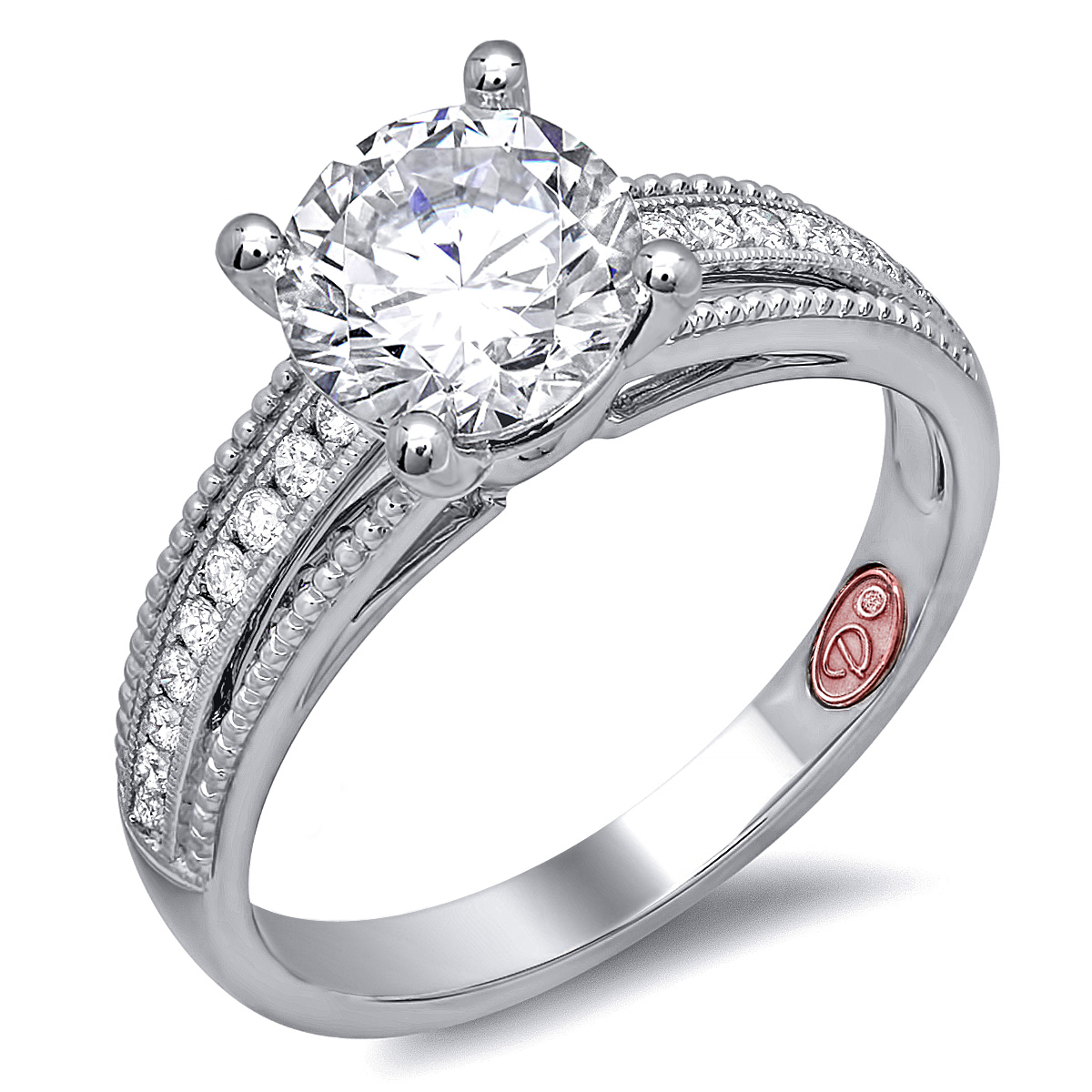 designer engagement rings in san francisco demarco With san francisco wedding rings