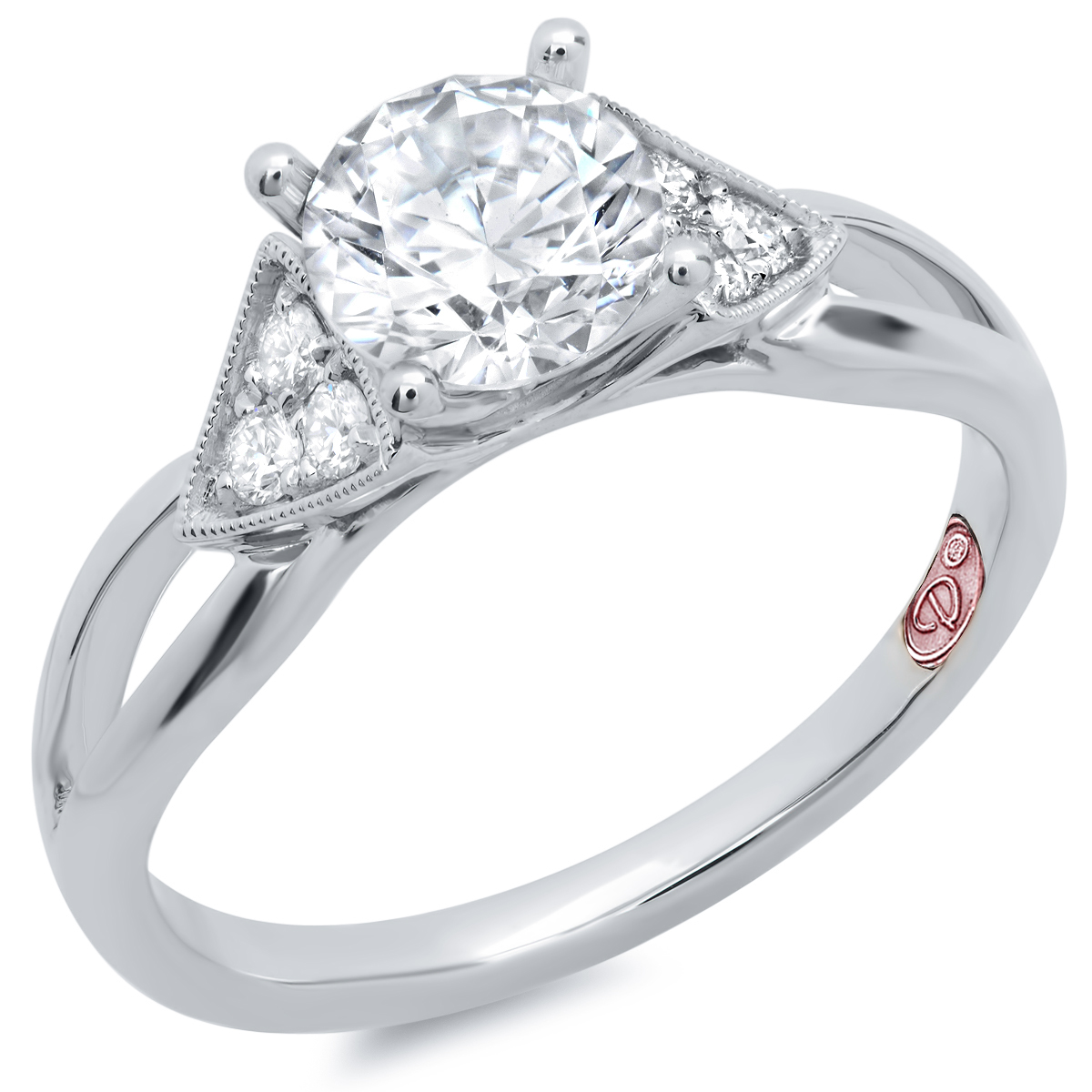 Wilners Jewelers Designer Engagement Rings DW7630