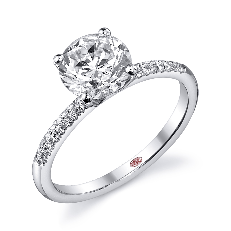 Mark Diamond's Jewelers   Designer Engagement Rings - DW4511