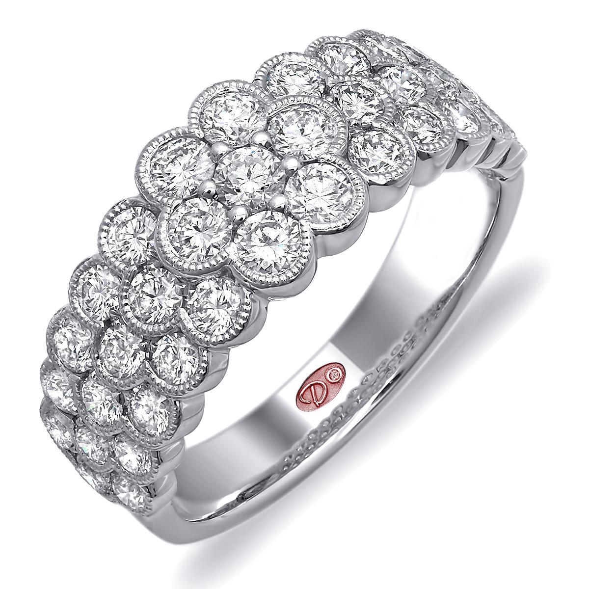 unique designer fashion rings demarco bridal jewelry