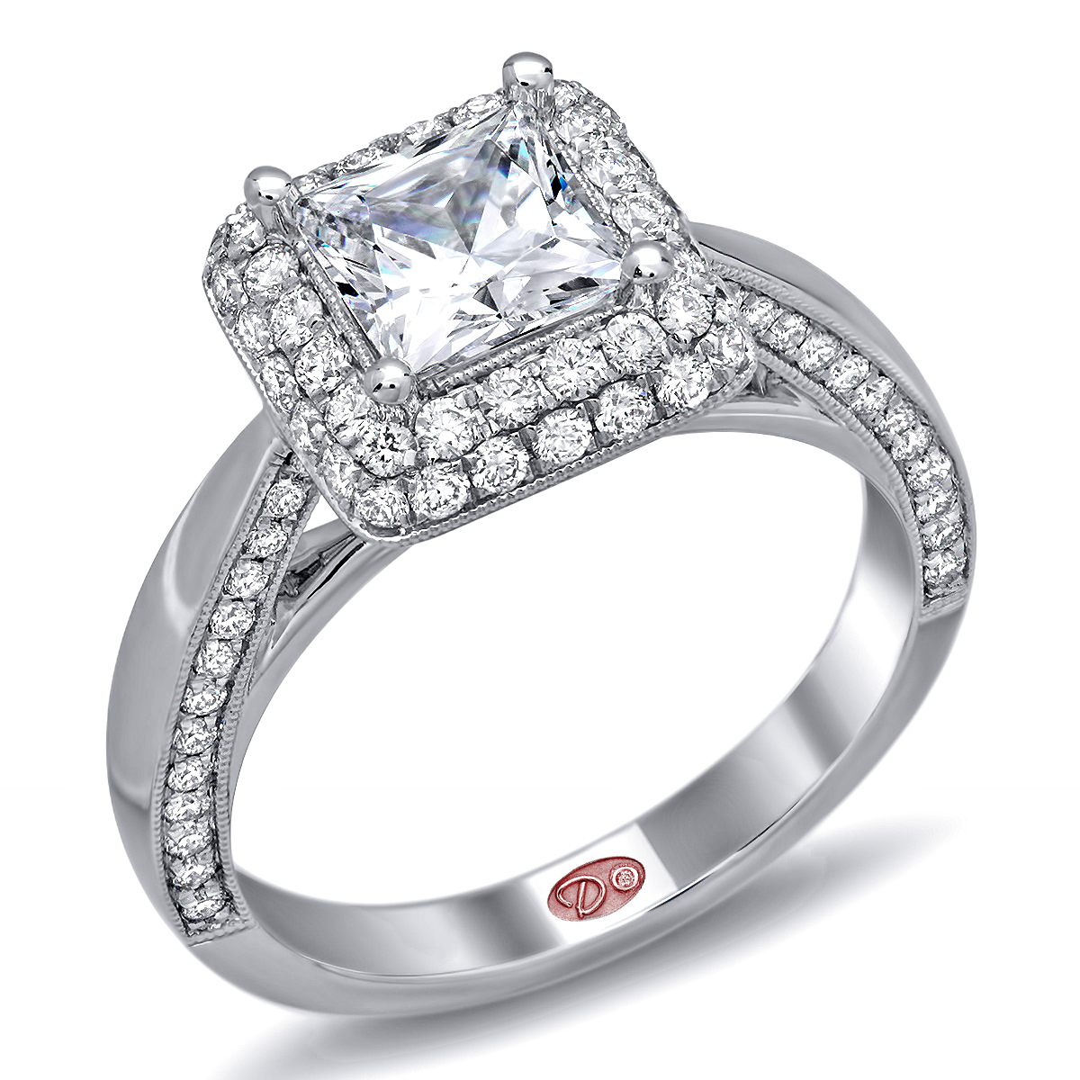 Designer Engagement Ring Dw6046