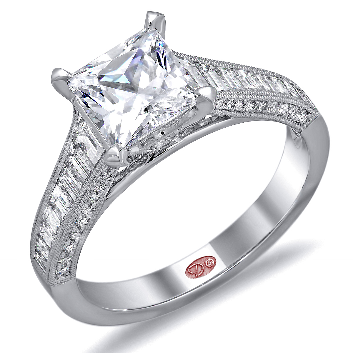 Unique Engagement Rings - DW6053