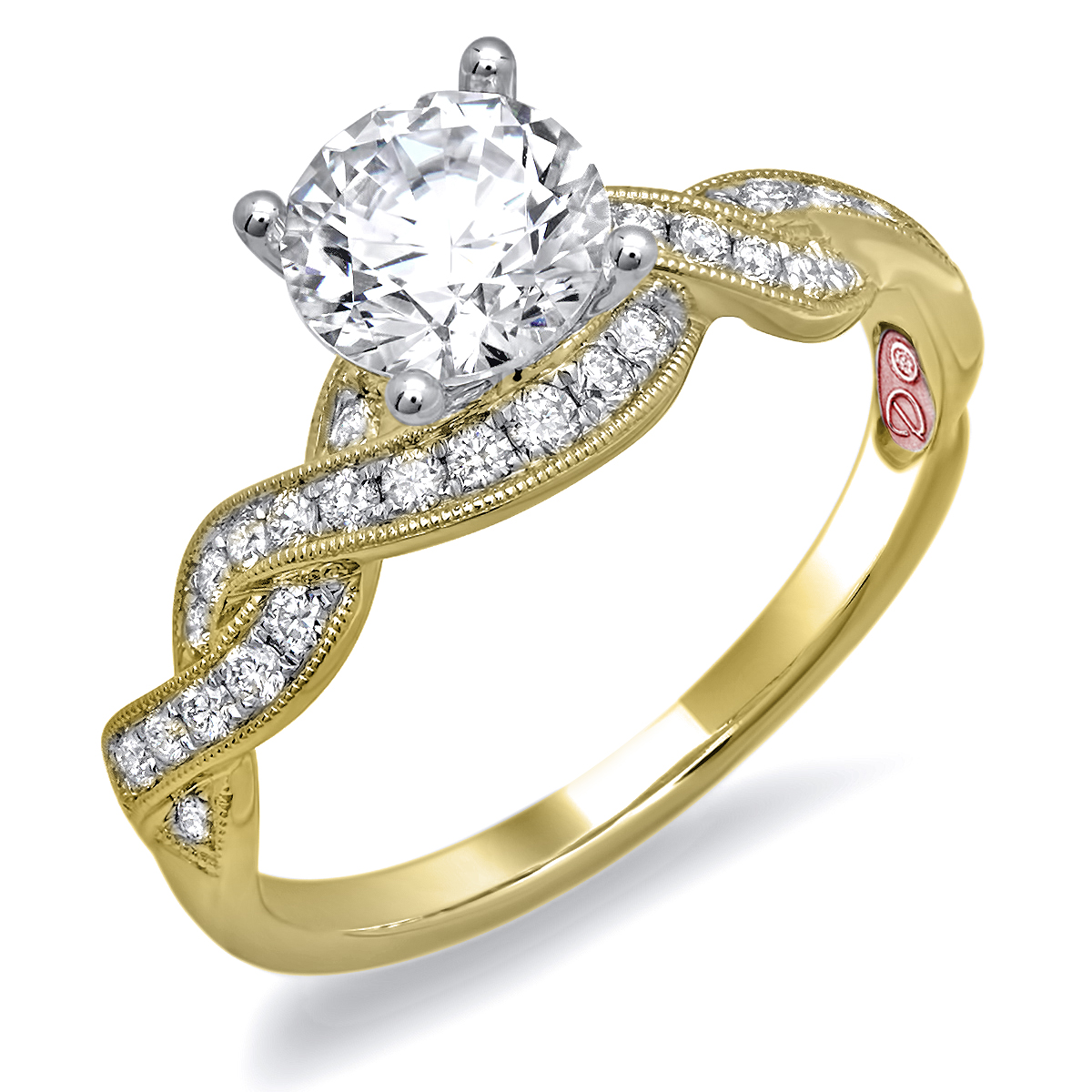 Bay Hill Jewelry Designer Bridal Rings DW6060