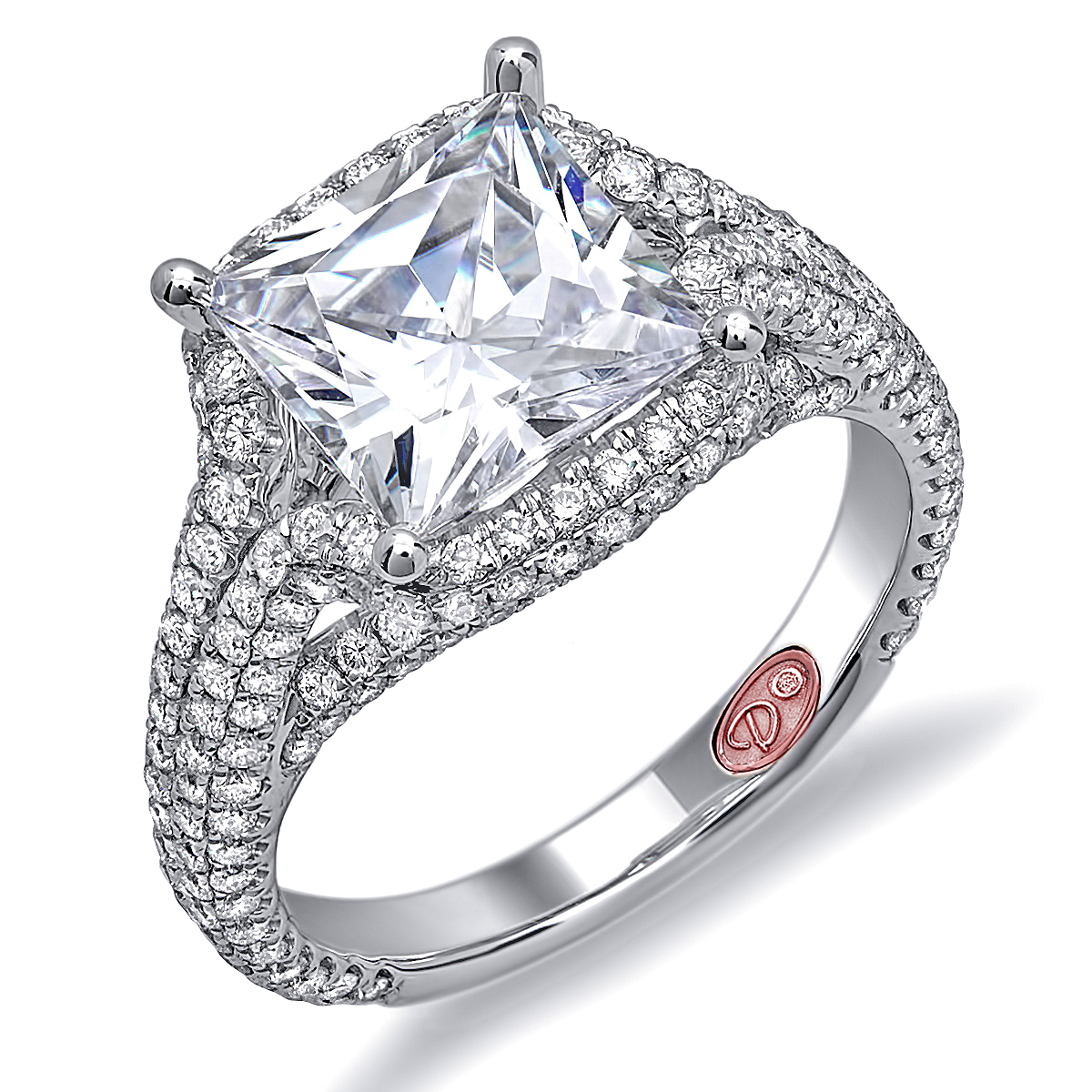 on attachment of engagement ring rings diamond cool band xolhmcm awesome finger order wedding