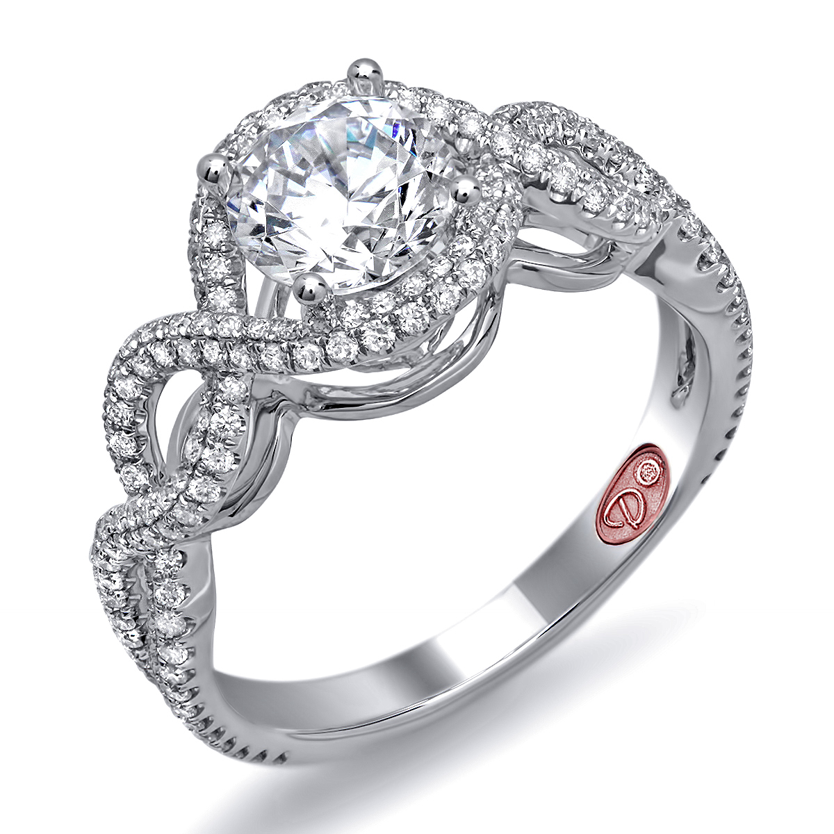 beautiful engagement ring demarco bridal jewelry