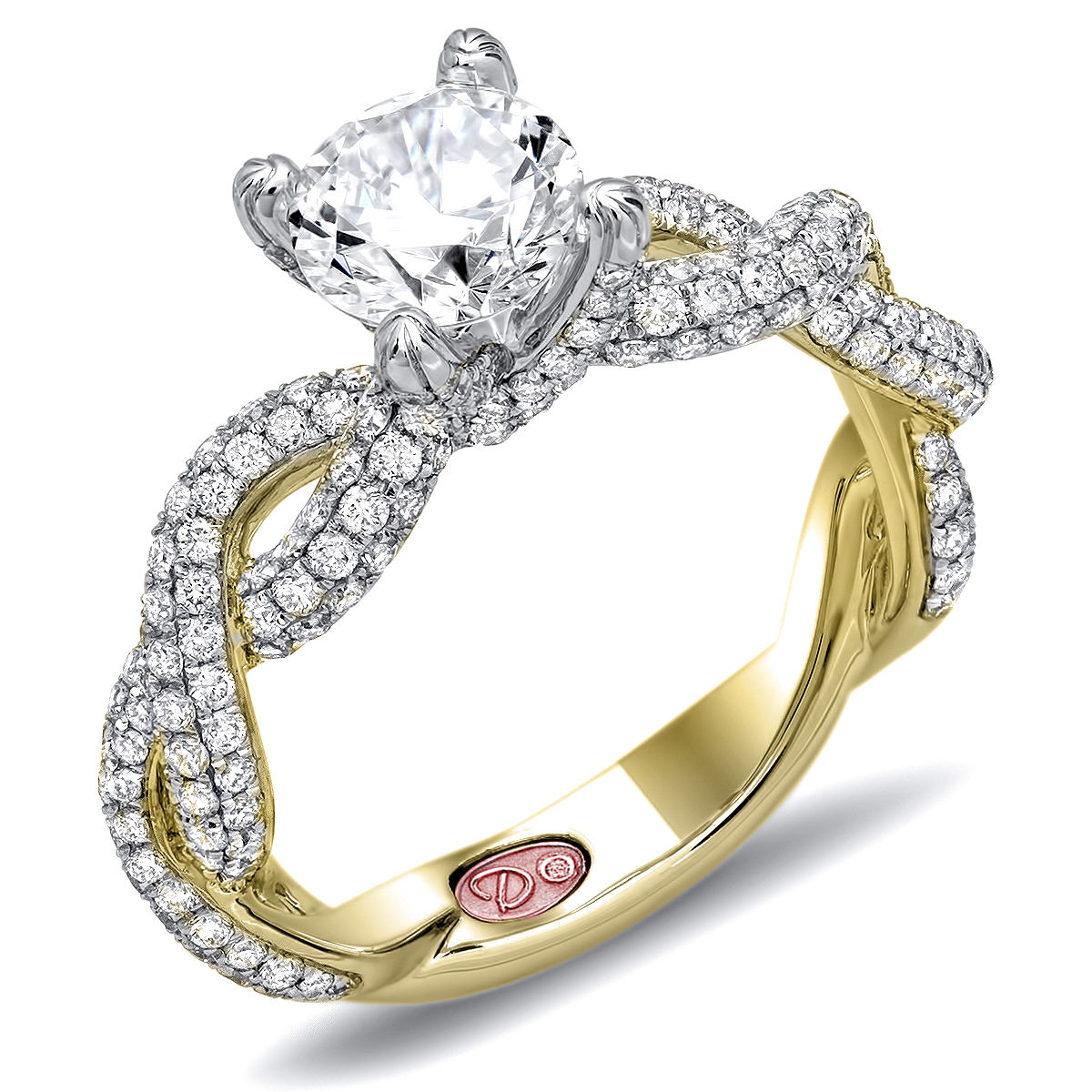Designer Engagement Rings - DW5904