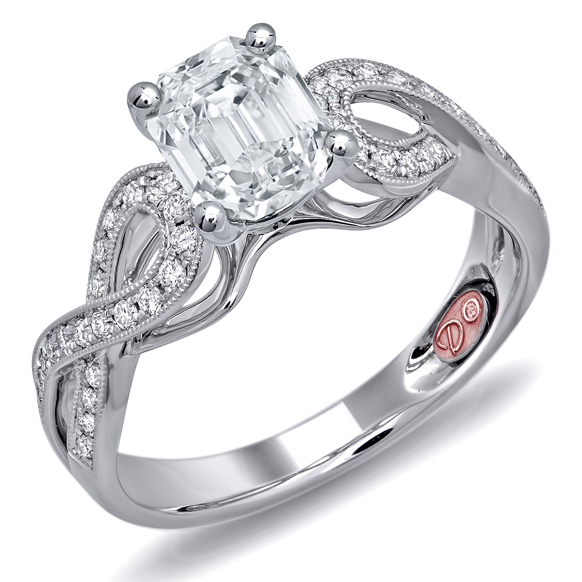 Designer Bridal Rings