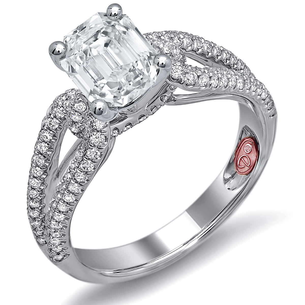 Engagement Rings - DW6015