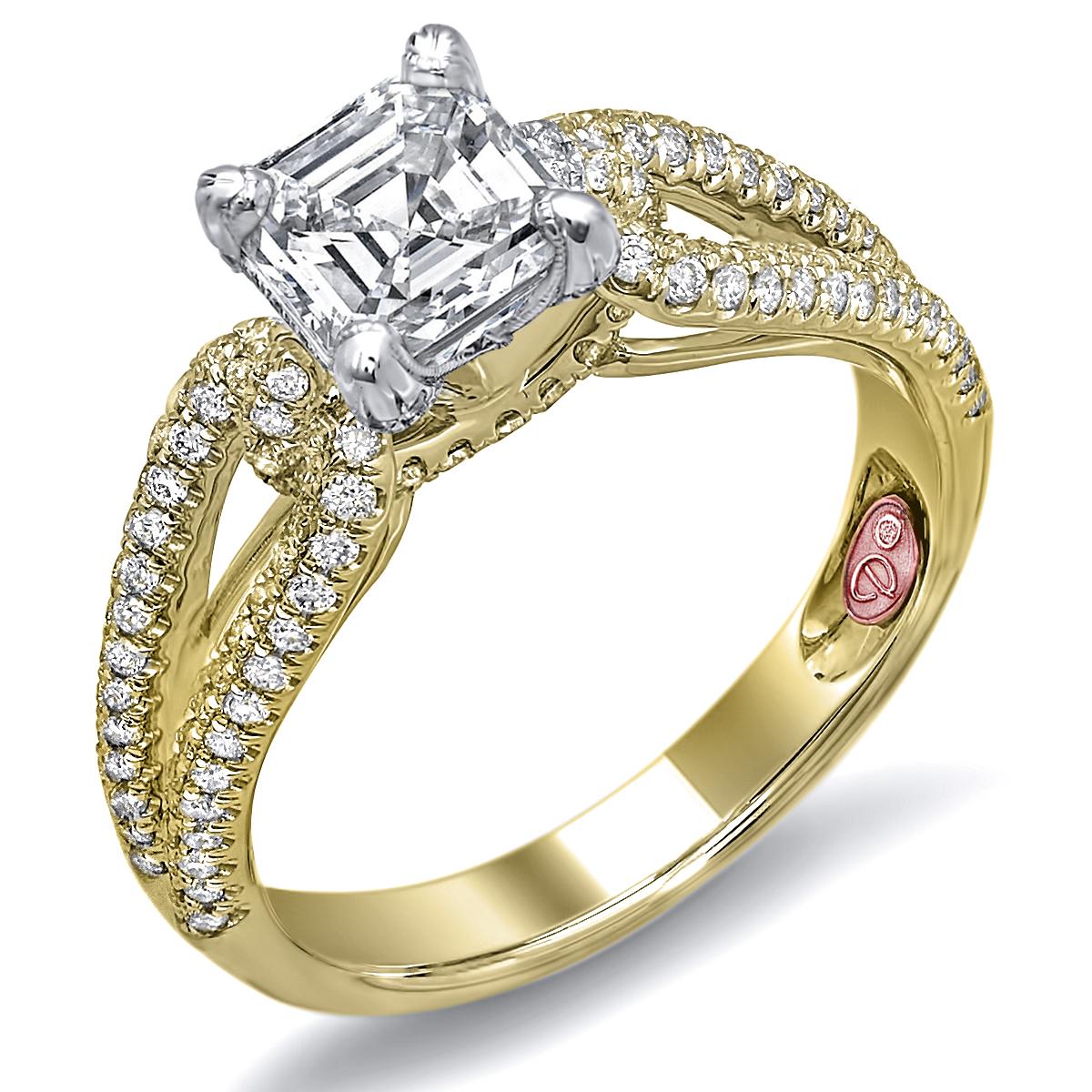 Engagement Rings Dw6015