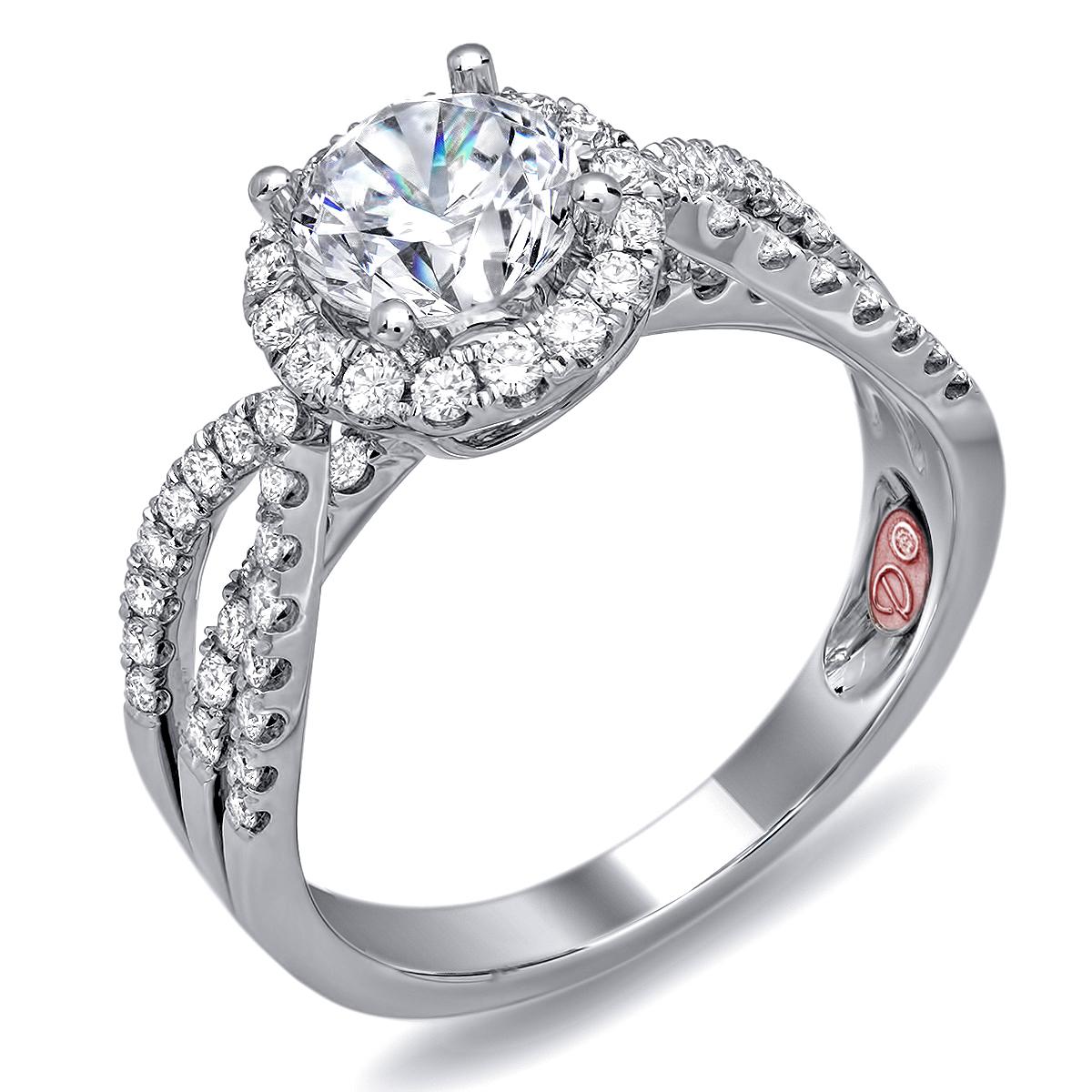 designer bridal diamond rings demarco bridal jewelry