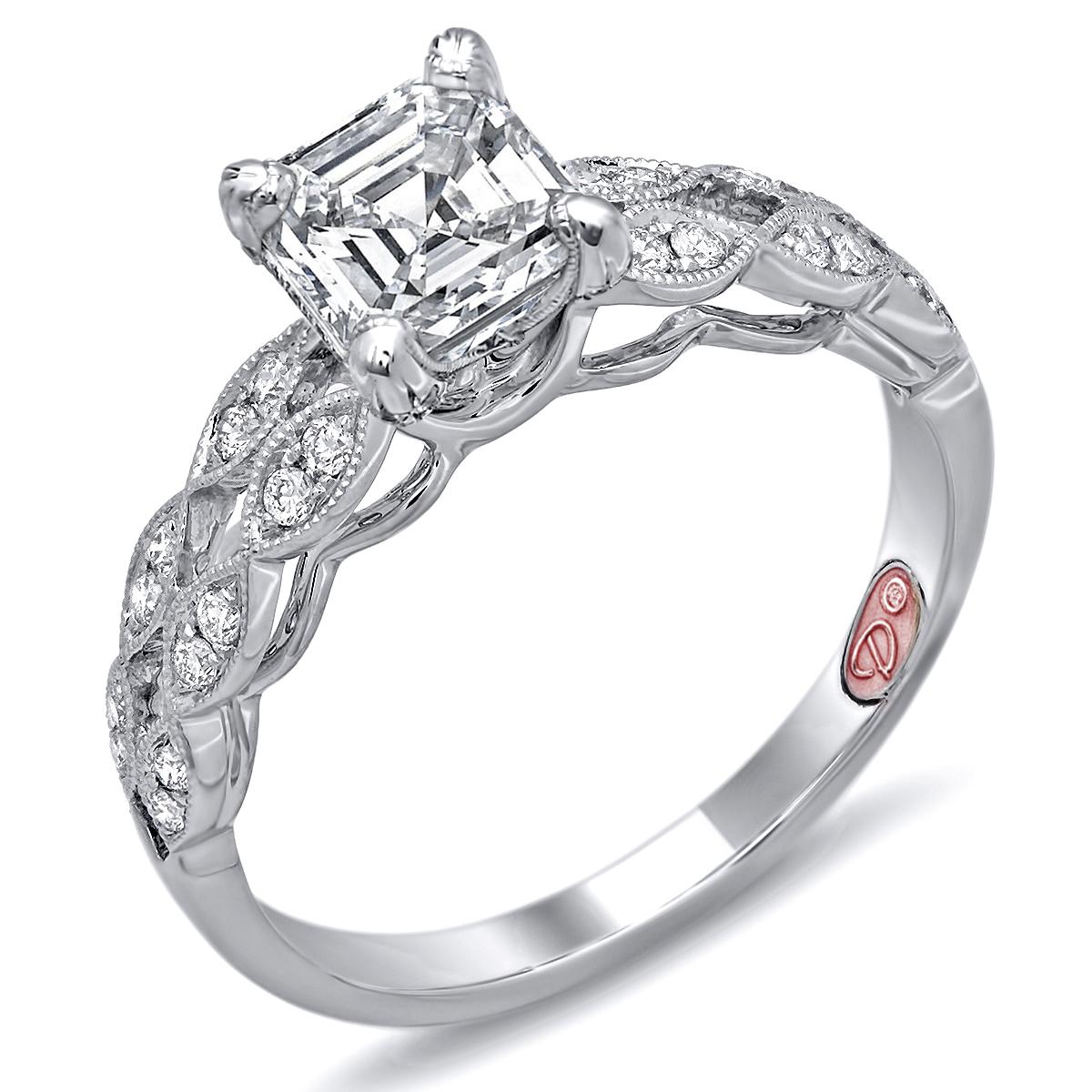 Designer Engagement Rings - DW6110