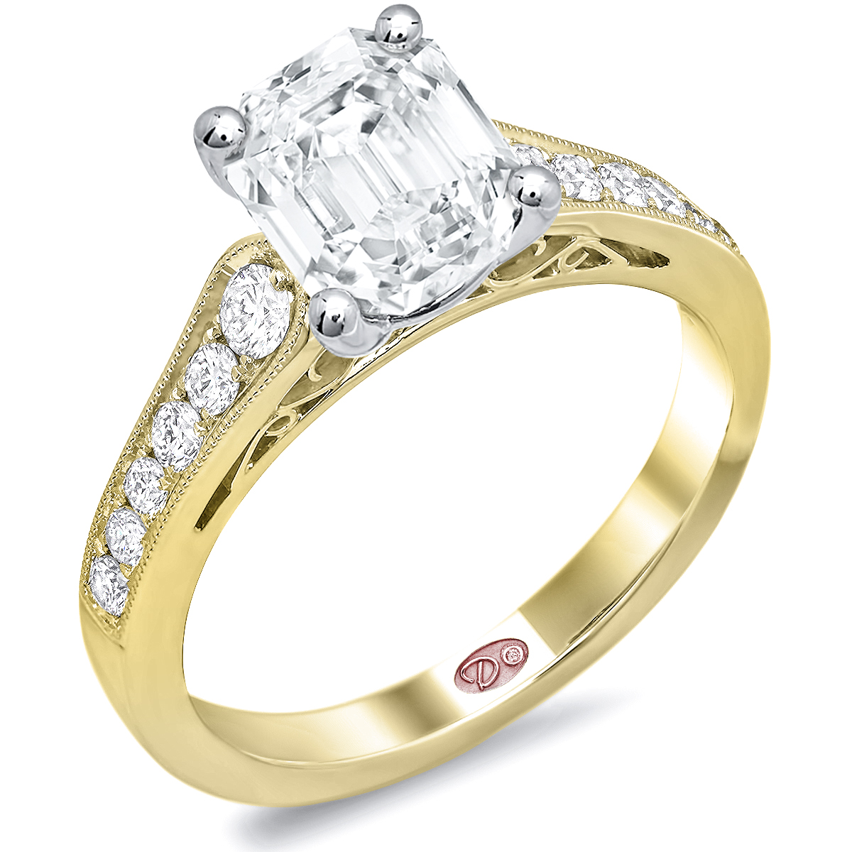 yellow gold engagement rings images of yellow gold