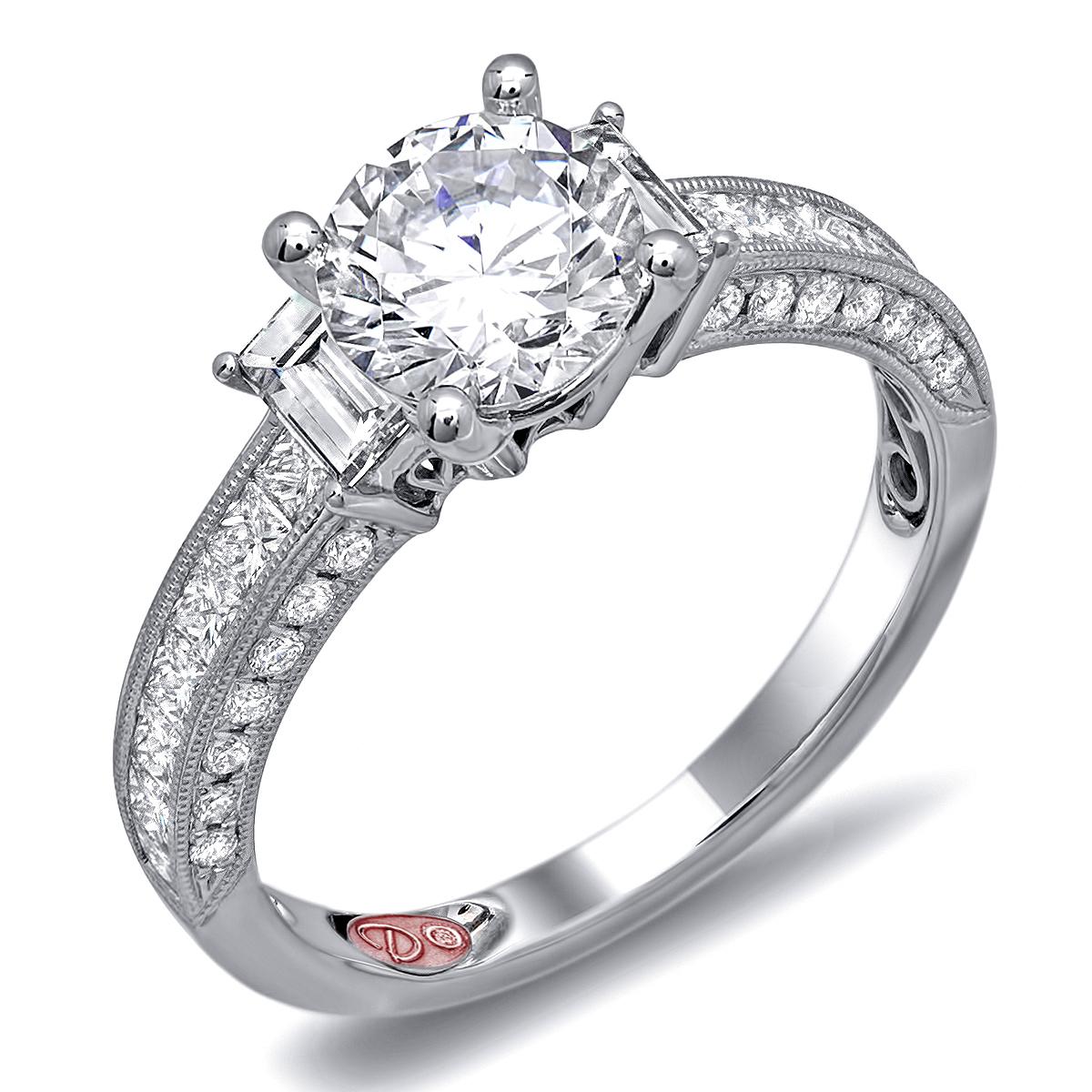 Unicorn Jewelry Watch Boutique Unique Engagement Rings DW6129