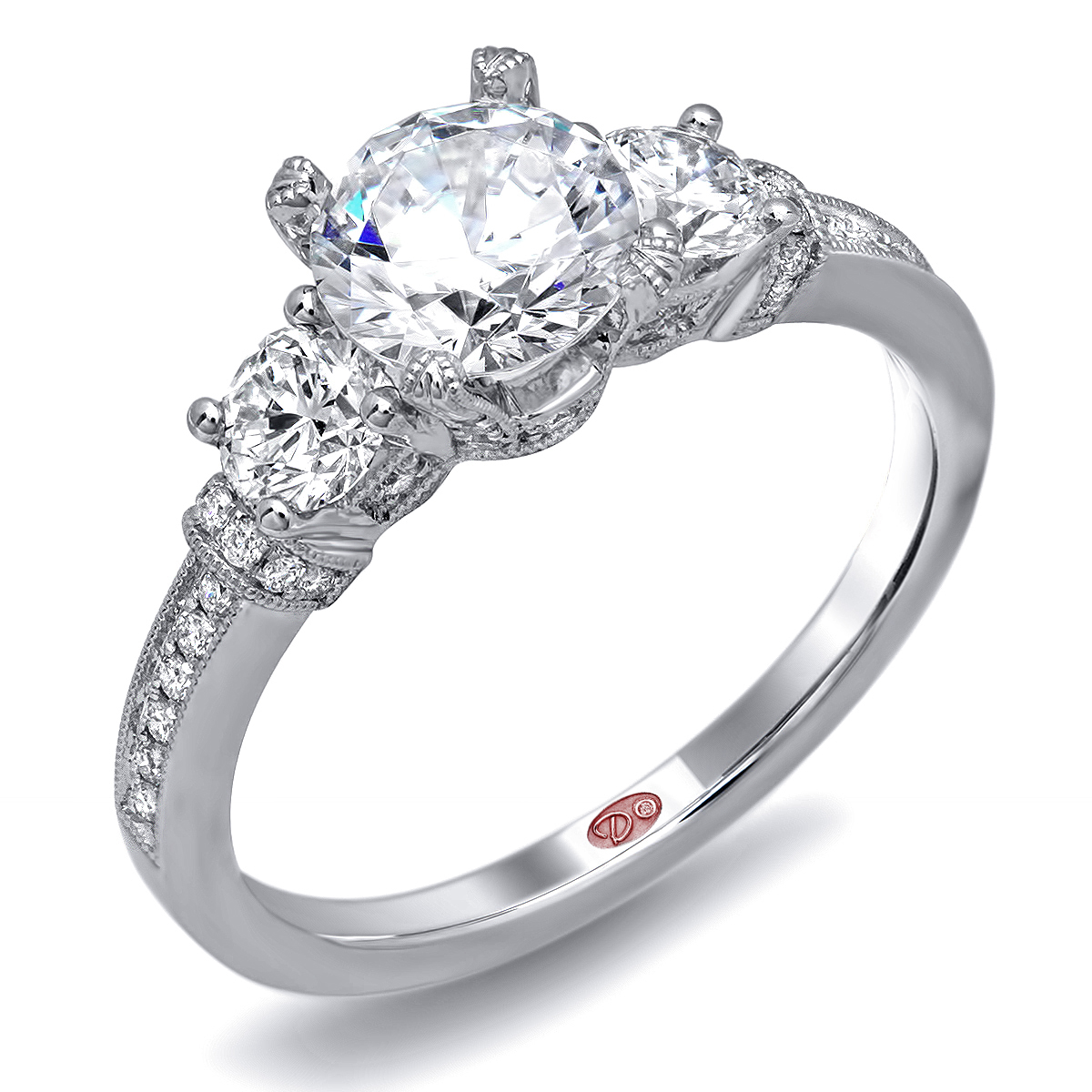 unique engagement rings demarco bridal jewelry official