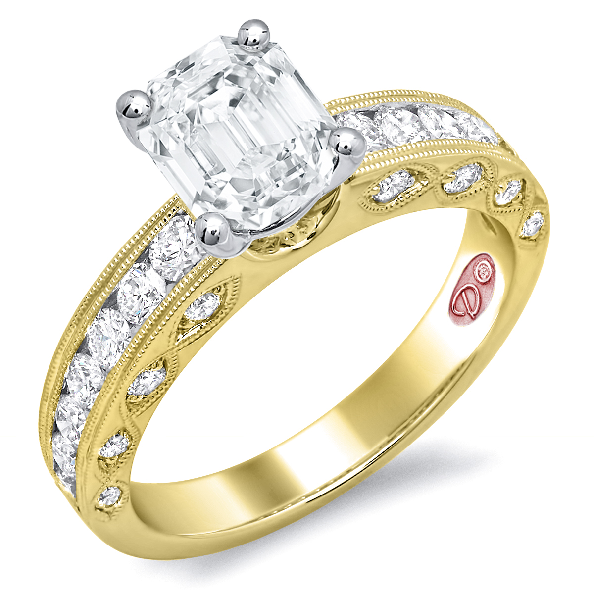 Unique Engagement Rings - DW6160